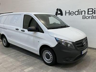 begagnad Mercedes Vito - Benz110 CDI FWD SKÅP