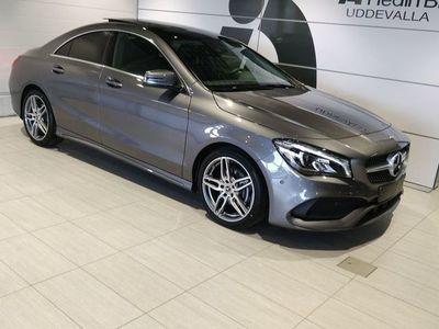 used Mercedes CLA200 COUPÉ//AMG-Sky//Backkamera