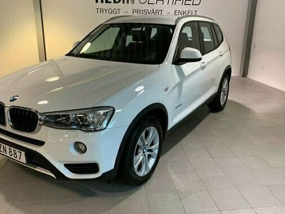 begagnad BMW X3 xDrive20d Steptronic Euro 6 2016, SUV Pris 234 900 kr