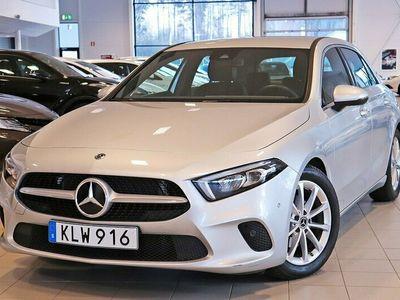 begagnad Mercedes A180 1.4 7G-DCT SE Edition V-hjul