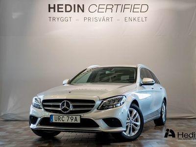 begagnad Mercedes C200 // DRAGKROK & VINTERHJUL //