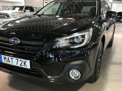 begagnad Subaru Outback 2,5i 175HK AWD AUT Northern Lights LIMITED EDITION