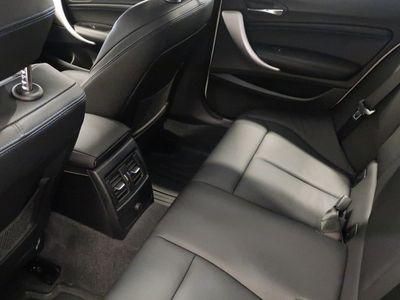 used BMW 118 i 5D Model M Sport HiFi Drag Skinn