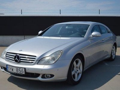 begagnad Mercedes 350 CLS Benz7G-Tronic 2006, Sportkupé 109 900 kr