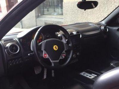 begagnad Ferrari F430 F1 SVENSKSÅLD -05