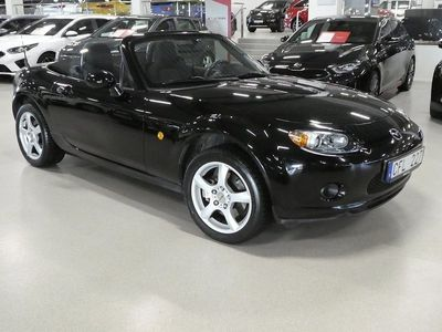 begagnad Mazda MX5 Soft-top 1.8 126hk