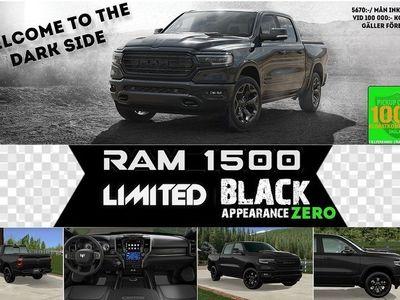 begagnad Dodge Ram LIMITED BLACK ZERO Emission (5670:-/mån ink moms*)