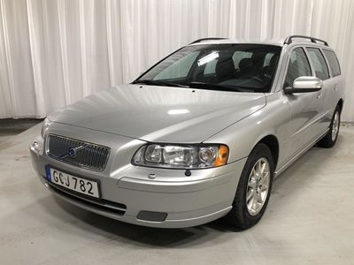 brugt Volvo V70 2.4 (170hk)