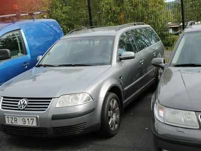 begagnad VW Passat Var. Turbo 2003, Kombi 29 000 kr