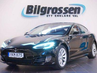 begagnad Tesla Model S 75 Pano Luftfjädring Navi Leasbar Facelift