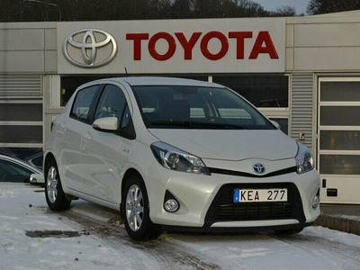 begagnad Toyota Yaris Hybrid 1.5 Active 101hk