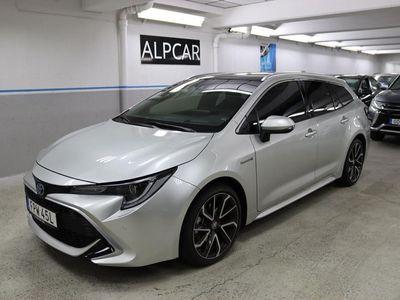 begagnad Toyota Corolla TS 2.0 EXECUTIVE TAKLUCKA GPS