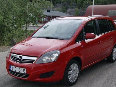 brugt Opel Zafira OBS LÄS HELA ANNONSEN