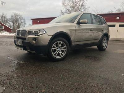 begagnad BMW X3 3.0d x-drive (lågmilad) -08