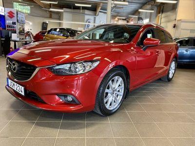 begagnad Mazda 6 Wagon, 2.0 Vision