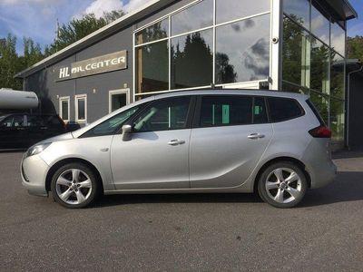begagnad Opel Zafira 2.0 CDTi 165HK/AUT Drag Sv-Såld