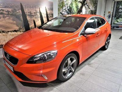 begagnad Volvo V40 T2 aut Your R-Design