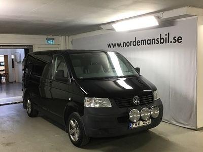 begagnad VW Transporter SKÅP/KOMBI PROLINDE 102HK TDI 3 -08