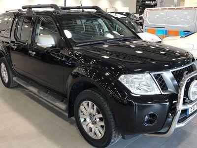 begagnad Nissan Navara 2.5 dCi (190hk) -15