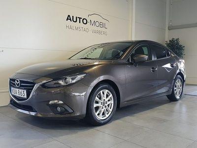 begagnad Mazda 3 Sedan Automat, 2.0 Vision 120 hk