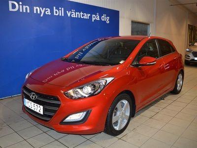 begagnad Hyundai i30 5d 1 6 135hk Bensin Go-Edition Vinterhjul