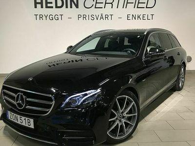 begagnad Mercedes E220 - Benz - BENZKOMBI AMG - LINE / EL - DRAGKROK /