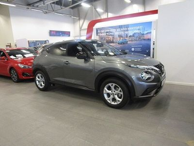 begagnad Nissan Juke N-Connecta 117HK Låg skatt