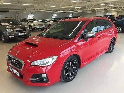 brugt Subaru Levorg 1.6 GT-N 4WD Lineartronic Euro -16