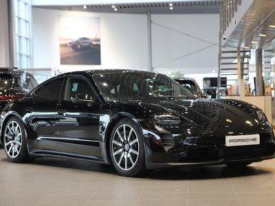 begagnad Porsche Taycan 4S