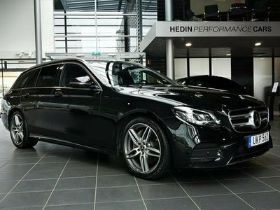 begagnad Mercedes E200 T AMG