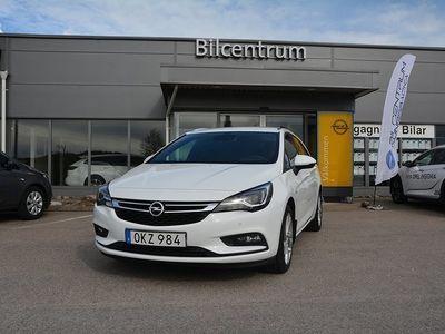begagnad Opel Astra Dynamic ST 1,4t 125hk, Apple Carplay