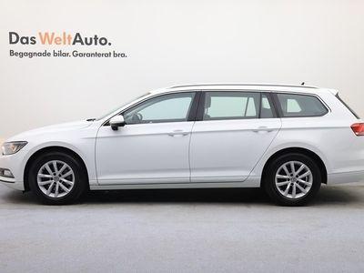 begagnad VW Passat Variant SC TDI 150 Parkeringsvärmare Drag