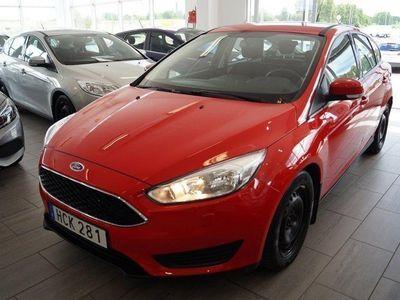 begagnad Ford Focus *1.95%ränta/5000kr i bränsle* 1.5 Tdci 95hk Trend 5D