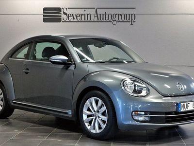 begagnad VW Beetle The1.2 TSI (105hk) Comfort Väl-utr