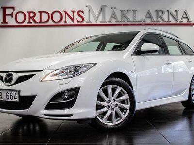 begagnad Mazda 6 2.0 155HK KOMBI BOSE