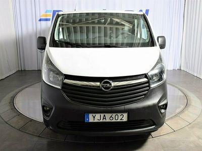 begagnad Opel Vivaro L2H1 BITURBO PREMIUM 2017, Transportbil Pris 179 000 kr