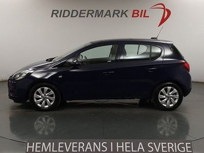 begagnad Opel Corsa 1.4 Pluspaket Panorama Eu6 90hk