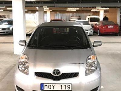 begagnad Toyota Yaris 5 d -10