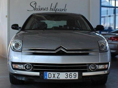 begagnad Citroën C6 2.7 HDi Automatisk, 204hk, SV-SÅLD