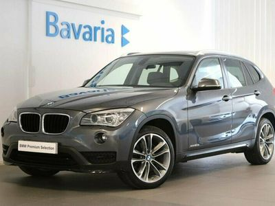 begagnad BMW X1 xDrive20d Sport line Drag Värmare HiFi