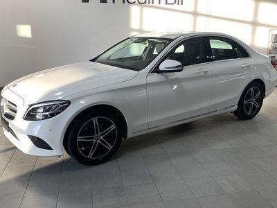 begagnad Mercedes C200 200d