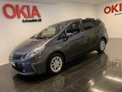 begagnad Toyota Prius+ Hybrid 1.8 VVT-i 7-sits