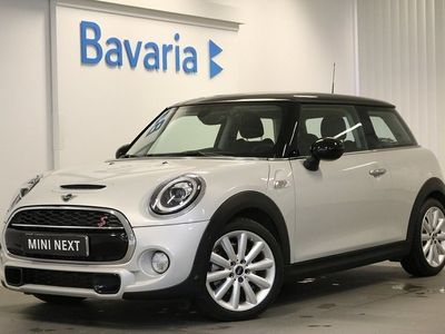begagnad Mini Cooper S 3-door Chili Experience Aut PDC