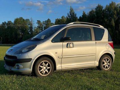 begagnad Peugeot 1007 1.6 Sport *LÅGMIL