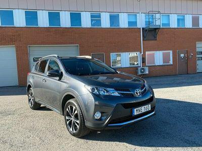 begagnad Toyota RAV4 2.0 D-4D 4x4 Drag Navi Toppskick 2014, SUV Pris 149 900 kr