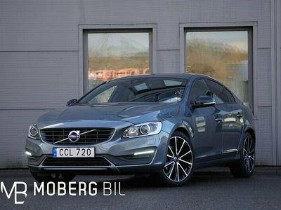 begagnad Volvo S60 T3 152hk Classic Taklucka H/K Skinn GPS