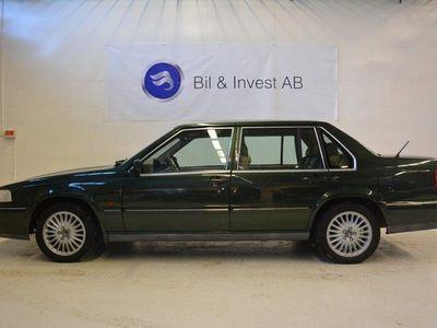 usado Volvo 960 2.5 AUT SKINN DRAG VÄLVÅRDAD -96