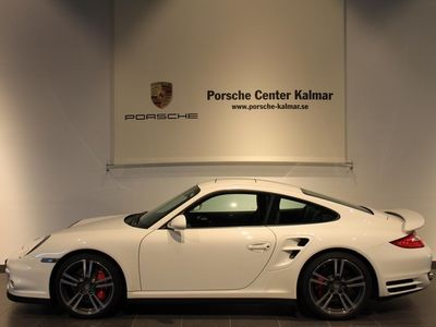 begagnad Porsche 911 Turbo 997 Approved