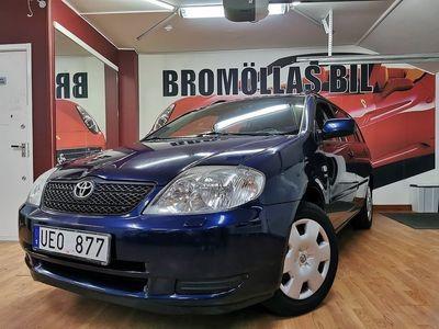 begagnad Toyota Corolla Kombi 1.6 VVT-i 110hk (Ny serv