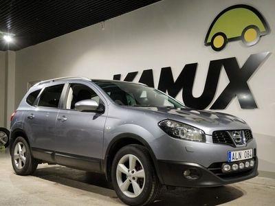 begagnad Nissan Qashqai +2 2.0 7-sits Panorama Drag Nyservad 141hk